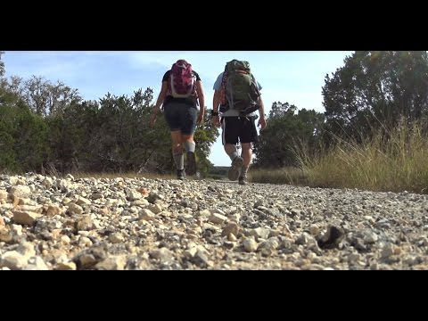 State Parkers - Guadalupe River State Park Hiking