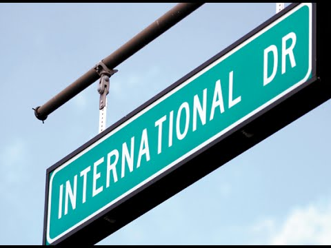 INTERNATIONAL DRIVE FOR ORLANDO ATTRACTIONS, SHOPPING & MORE
