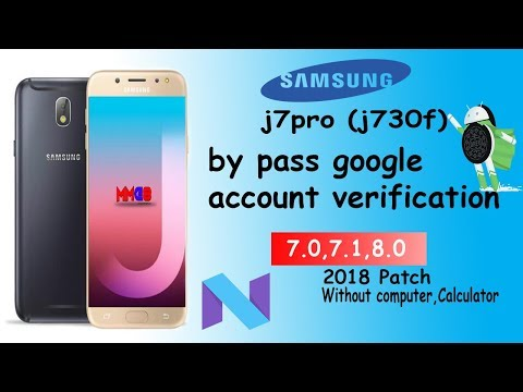Download Samsung J7 Pro( j730gm,j730f,j730g) frp unlock