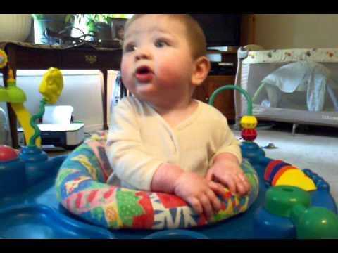 Jackson says baba :)