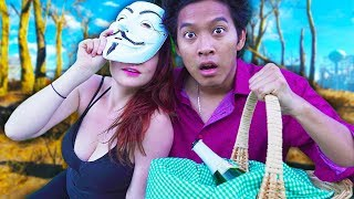 Download Mystery Hacker Girl Picnic Ruined By Project Zorgo Video