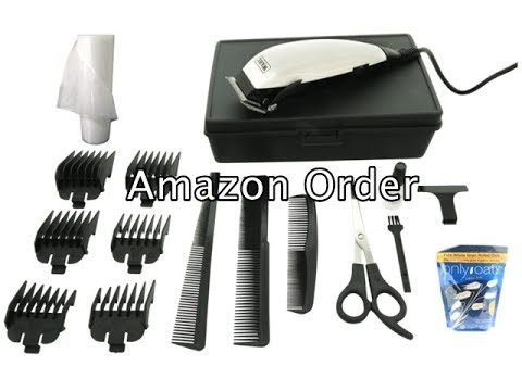 Wahl 3160 20 Piece Performer Haircutting Kit And Other Amazon Items