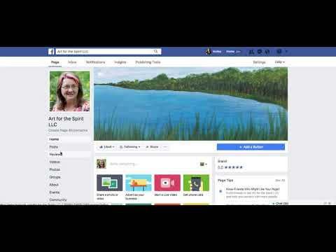 How to Change Your Facebook Business Page Name 2017
