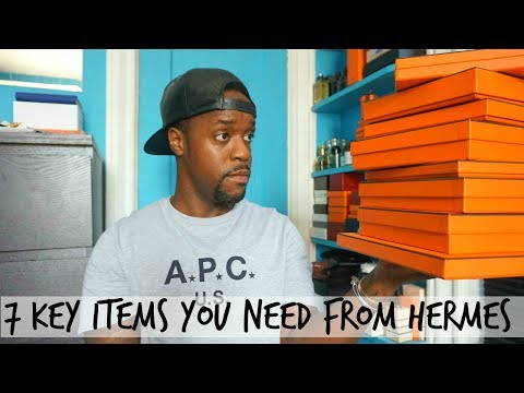 7 key items you NEED from Hermes all under $1,000  Beginners Guide