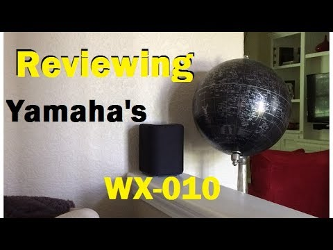 Yamaha WX 010 Wireless Speaker Review and MusicCast Review