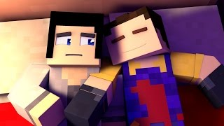 Hello Neighbor - LIVING WITH THE NEIGHBOR! (Hello Neighbor In Minecraft Roleplay) - Season Two