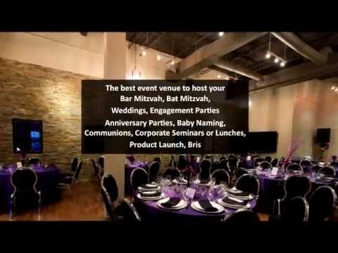 The Boulevard Room - Small Events Venue - Concord, Thornhill, Toronto Ontario