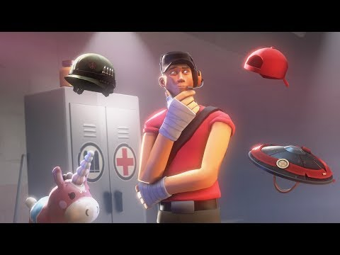 TF2: REMAKING MY SCOUT LOADOUTS!