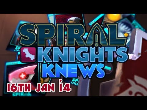 Spiral Knights Knews Jan 16th 2014: Rose Regalia and Steam Trading Cards