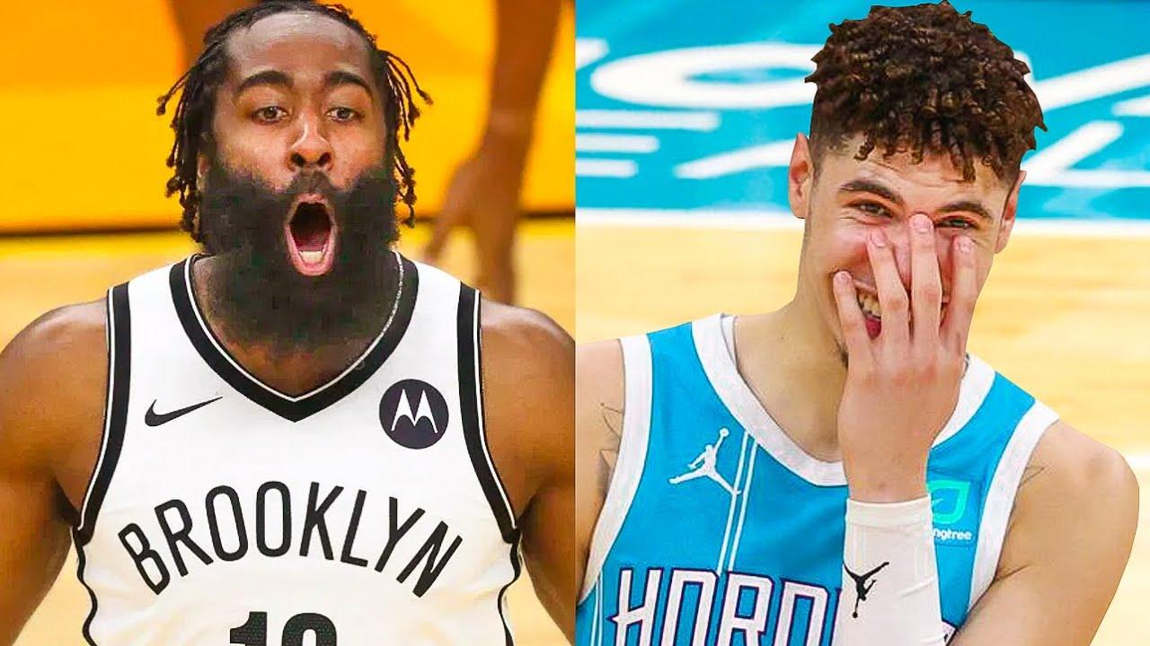 NBA - Most Mind-Blowing Plays of 2021 Regular Season 🤯 Part 2