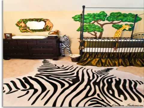Baby boy room interior decorations inspiration