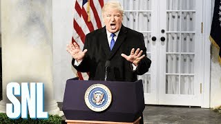 Download Trump Press Conference Cold Open - SNL Video