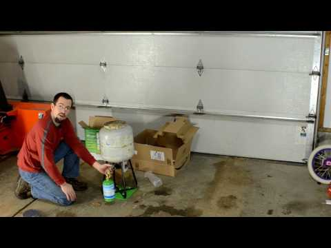 How to refill 1lb propane tanks - Safer and legally*