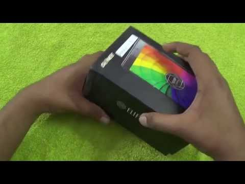 Gionee Elife E7 Unboxing - Retail Box Contents