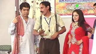 Best Of Iftikhar Thakur and Asif Iqbal New Pakistani Stage Drama Full Comedy Funny Clip