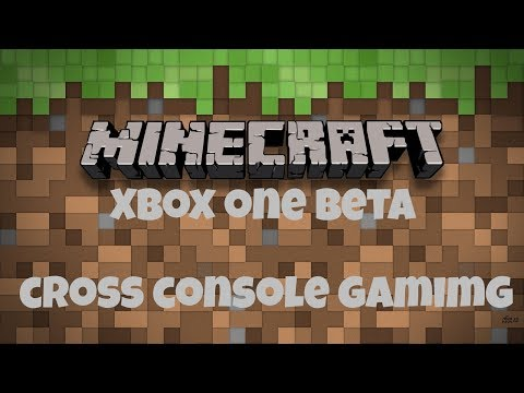 How To Download The New Minecraft Beta | XBOX ONE ONLY CROSS CONSOLE GAMING