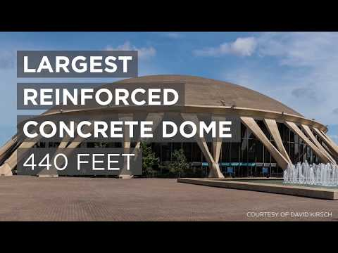 The World's Largest Domes | The B1M