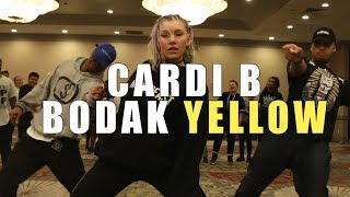 "Cardi B -  ""Bodak Yellow"" | Phil Wright Choreography | Ig : @phil_wright_"