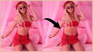 Removing Instagram Models' Photoshop