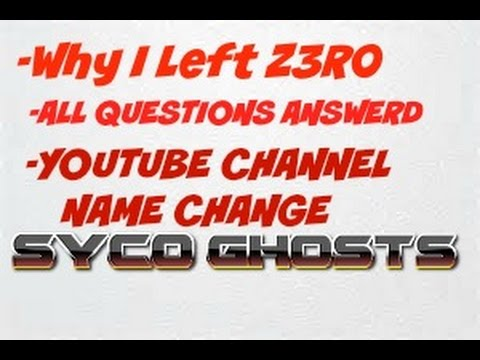 Why my youtube name changed