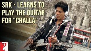 Guitar lessons for Challa   Jab Tak Hai Jaan   Shah Rukh Khan