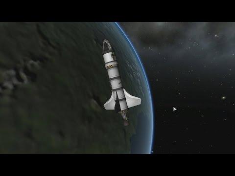 Dangerous Orbits! Kerbal Space Program (Science Mode!) - Episode 3