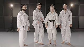 Karate with Anne-Marie [Episode 10: Rudimental]