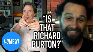 Matthew Rhys Does An Amazing Richard Burton Impression | ROB BRYDON & | Universal Comedy