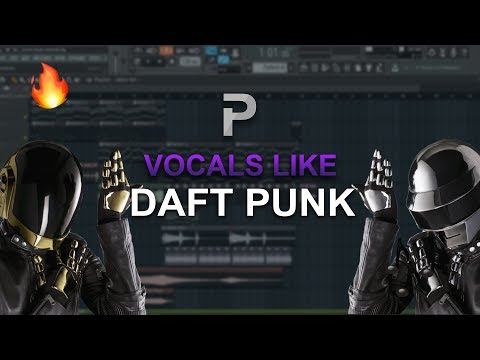 HOW TO MAKE: DAFT PUNK STYLE VOCALS (THE EASIEST WAY) - FL Studio tutorial