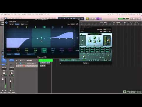 Logic Pro X 408: The ART of Deep House - 16. Pitched Vocal Samples