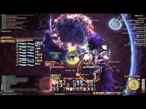 Second Coil of Bahamut Turn 4 (T9) Savage - PLD PoV