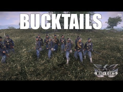 Bucktails - War of Rights Cinematic
