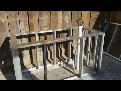 DIY BBQ mating sections #2