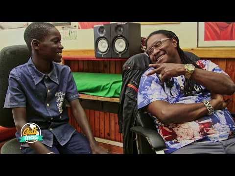 Gulli Mag Africa S5 E4 (Didier Awadi Studio Sankara)