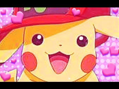 Pokemon ♥ ASH Pikachu ♥ GTS Giveaway!