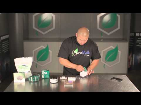 How to Make Supplement Capsules