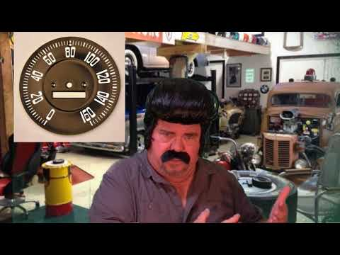 Car Gauges with  Fat Tony - Long version