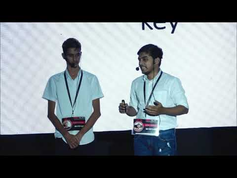 How to build your brand, while you're young | Deepak V Maddila & Arshdeep Bhardwaj | TEDxMLRIT