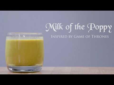 Milk of the Poppy Recipe Game of Thrones