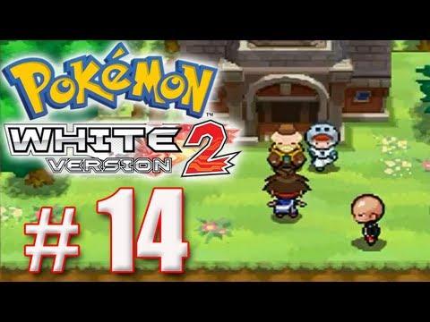 Pokemon White 2 - Walkthrough: Part 14 - Driftveil City