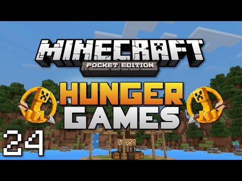 Minecraft: Pocket Edition Hunger Games #24   One Chest Challenge