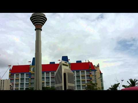 A New KL City Skyline at Legoland Nusajaya