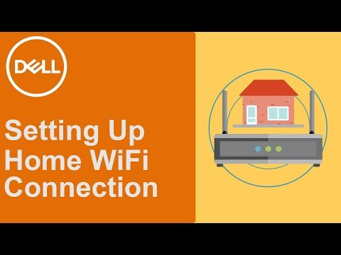How to Set Up Home WiFi Network (Official Dell Tech Support)