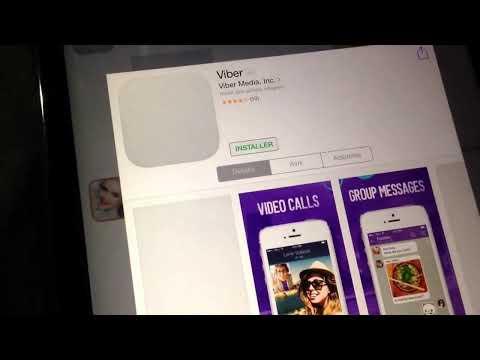 Viber iPad AIR