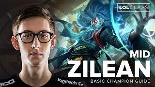 Tsm Bjergsen Zilean Mid Preseason Guide | League Of Legends