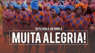 MÚsica Africana; DanÇa Angolana; Muita Alegria E Festa! Quarta Feira Especial