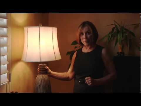 FengShuiSimply_Tip09 - Choosing a lamp for the Bedroom