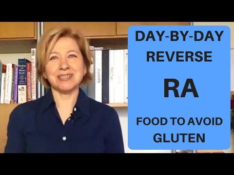Rheumatoid Arthritis: Foods that worsen symptoms - Gluten