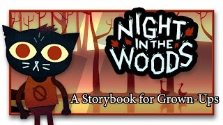 Night in the Woods Review - A Storybook for Grown-Ups