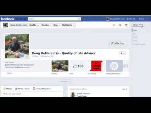 How to Change Facebook Tab Images